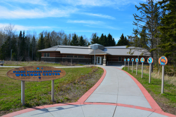 grand portage state park museum